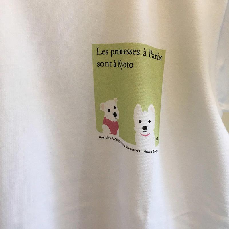 Paris-Exposition-LadiesTシャツ