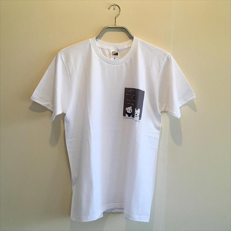 Café-Exposition-MensTシャツ