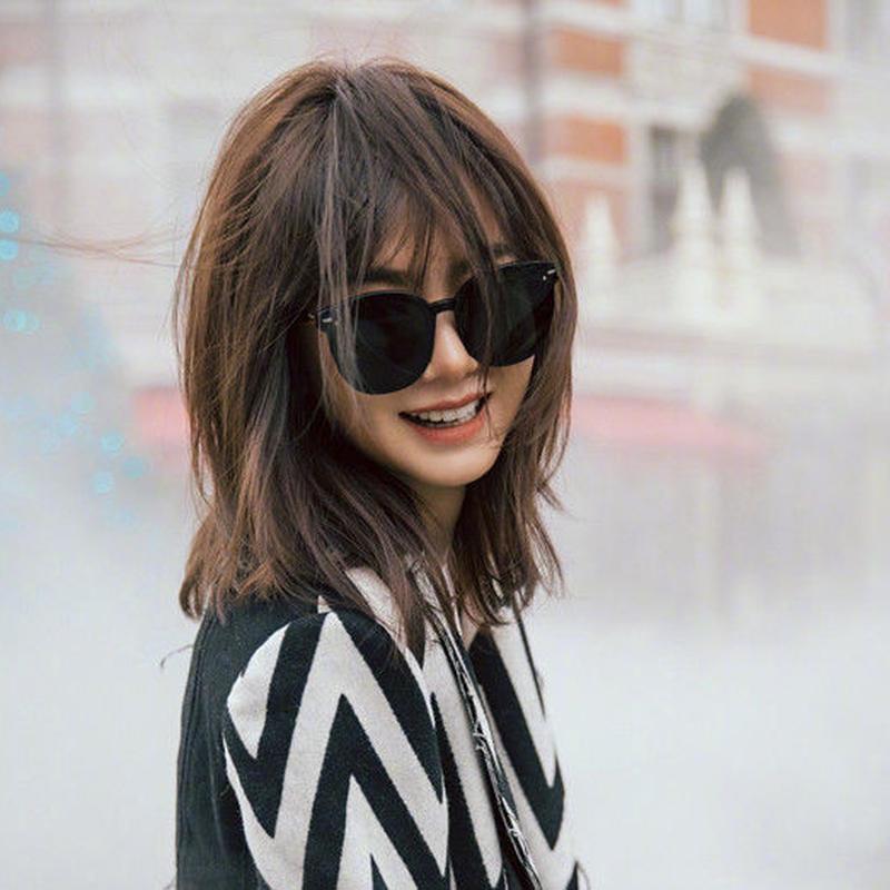 新しい 韓国のファッションサングラス