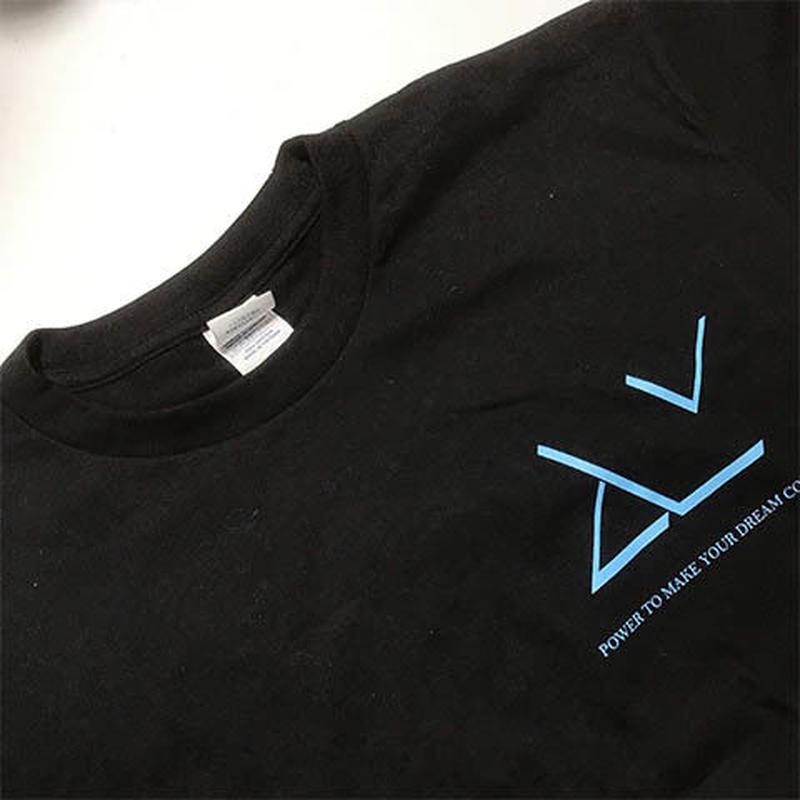 X68000 Tシャツ 「POWER MAKE TO DREAM COME TRUE」