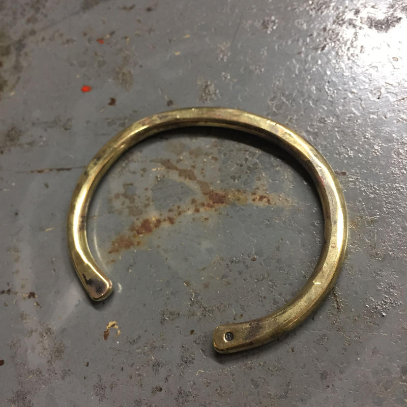 twigbangle  brass