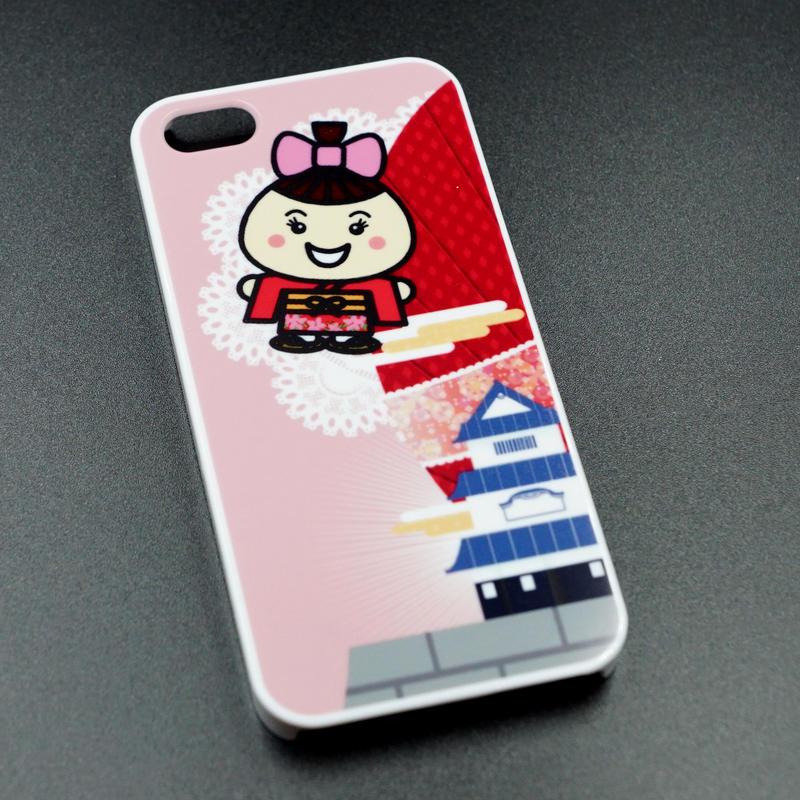 【丸亀】うちっ娘 iPhone5&SEケース