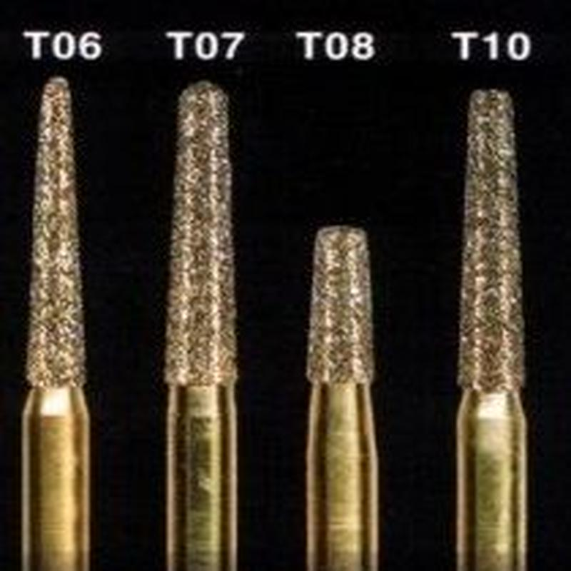 TMダイヤモンドバー T07 (10本入り)