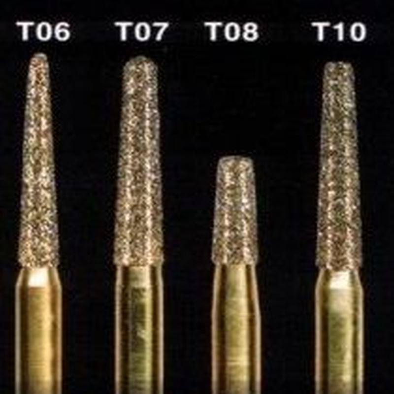 TMダイヤモンドバー T08 (10本入り)