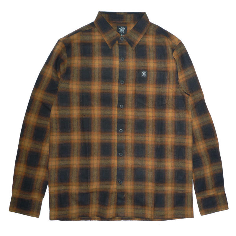 HARD LUCK ASTRO SUPREME  FLANNEL SHIRTS
