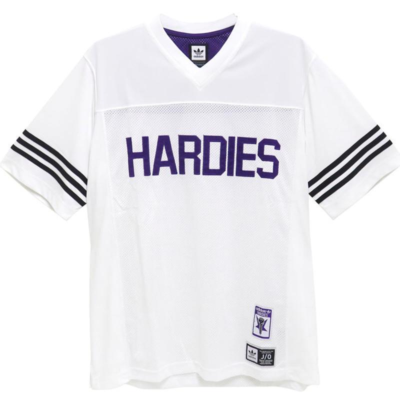 ADIDAS SKATEBOARDING x HARDIES JERSEY