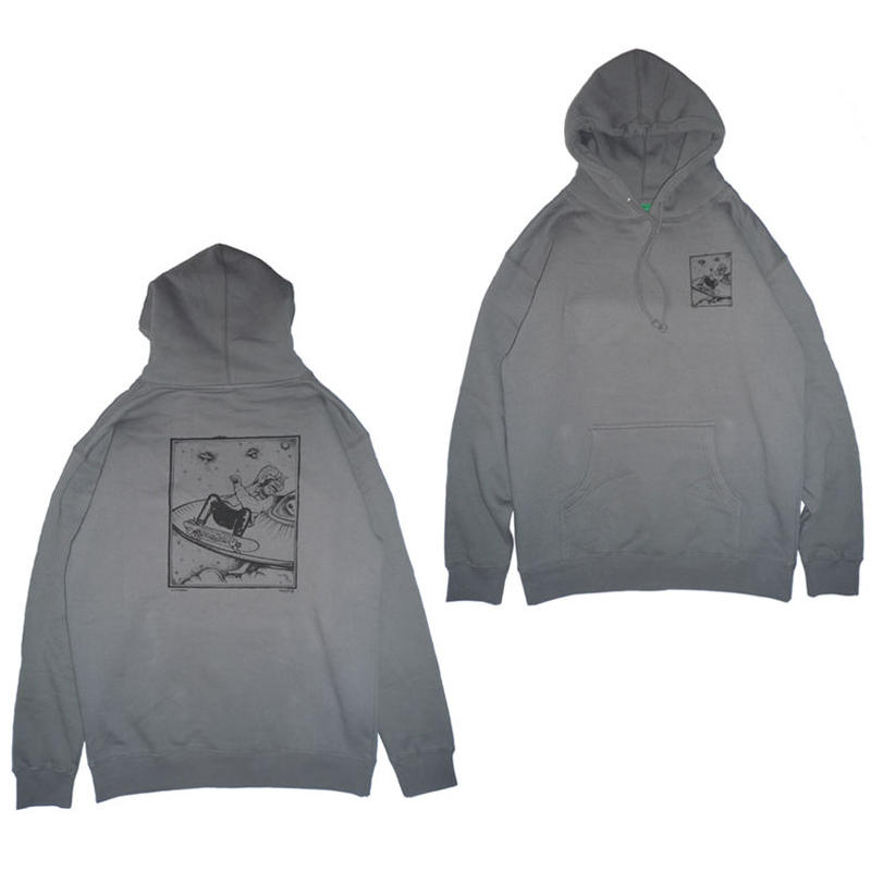 ANTI HERO LANCE MOUNTAIN SKULL PULLOVER HOODIE