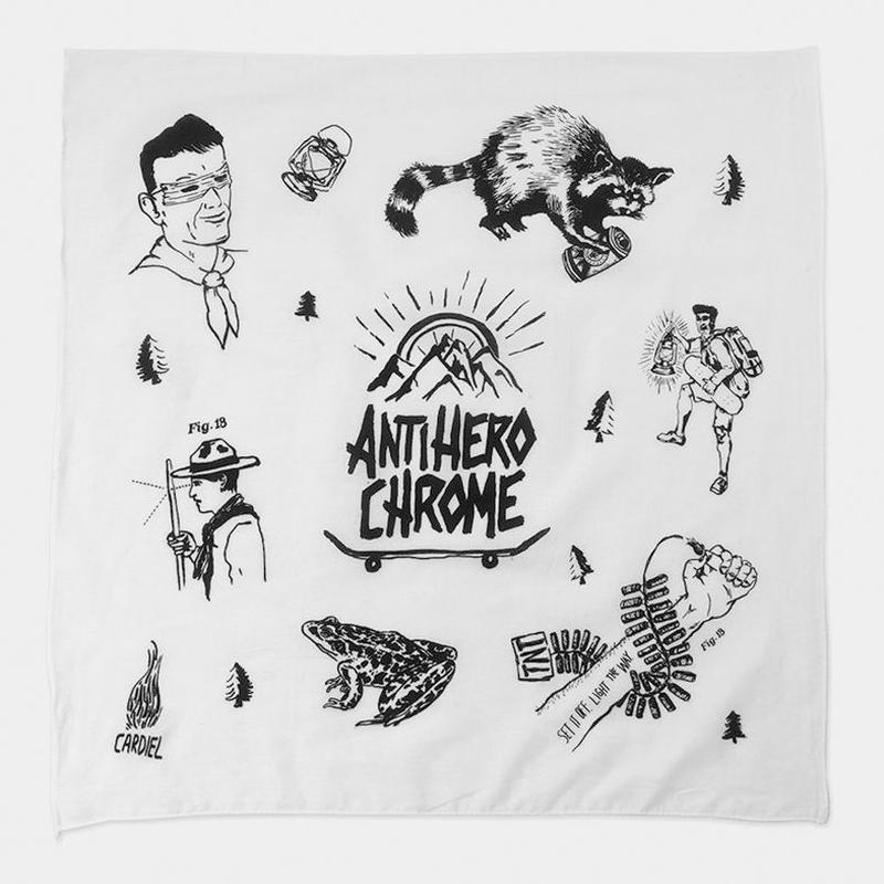CHROME x ANTI HERO LIMITED TOURNIQUET