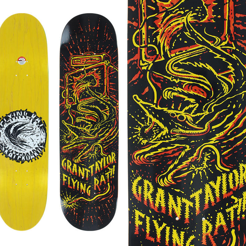ANTI HERO FLYING RAT GRANT TAYLOR 2 DECK (8.06 x 31.8inch)