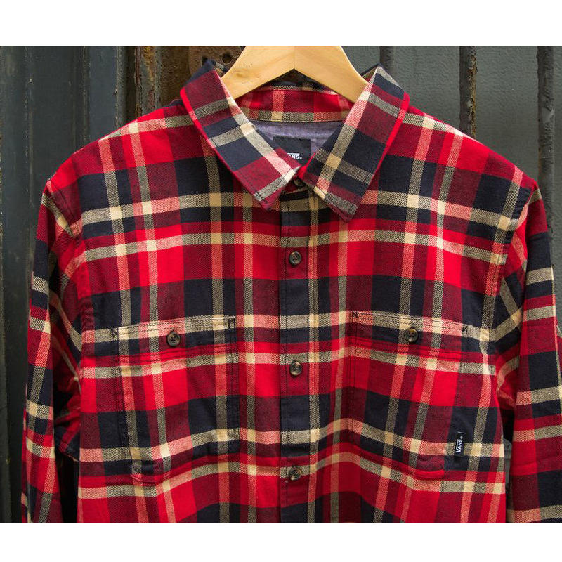 VANS BANFIELD FLANNEL SHIRTS