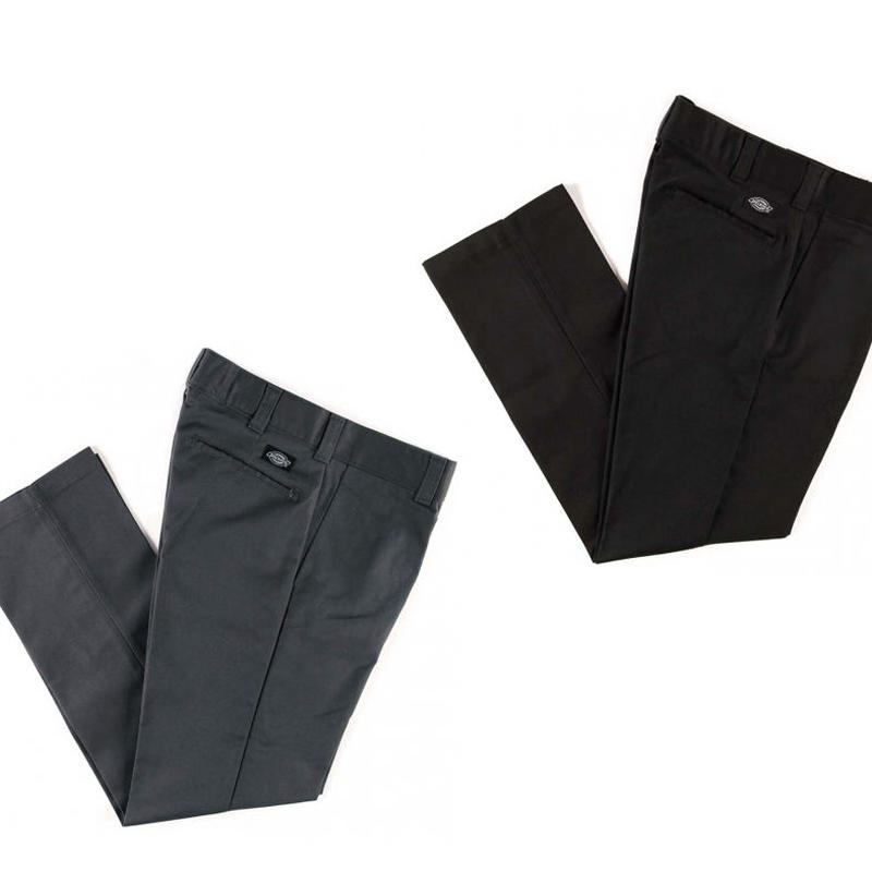 DICKIES SKATE DICKIES'67 SLIM FIT STRAIGHT LEG WORK PANTS