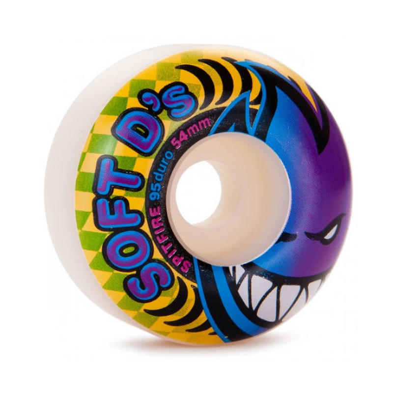 SPITFIRE SOFT D's WHEEL 95duro