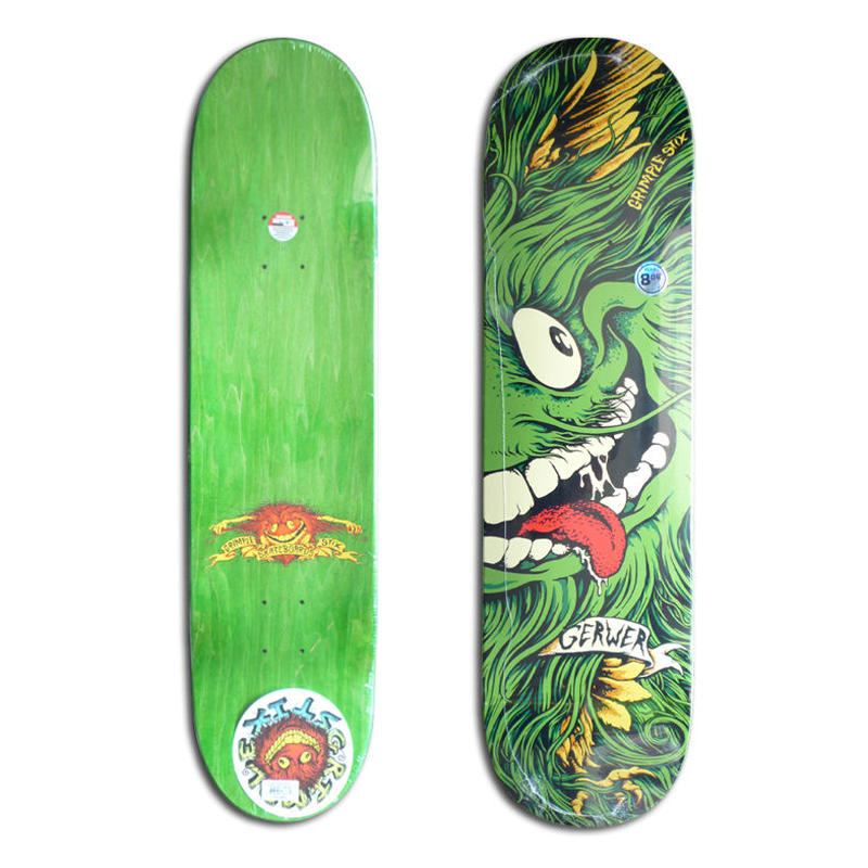 ANTI HERO GRIMPLE STIX FRANK GERWER COLLAB DECK (8.06 x 31.91inch)