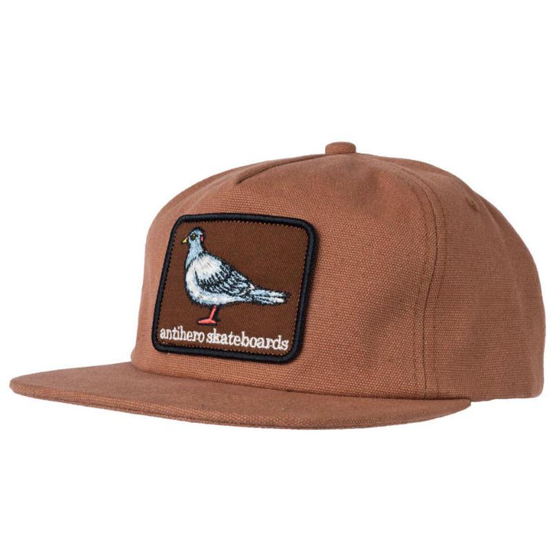 ANTI HERO PIGEON PATCH SNAPBACK CAP