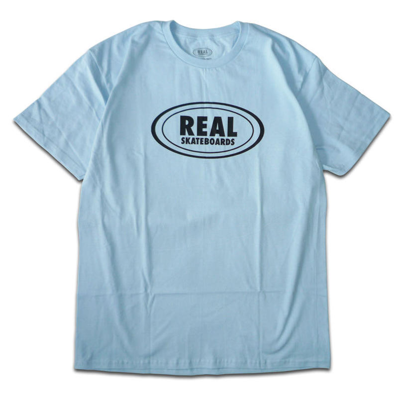 REAL OVAL TEE