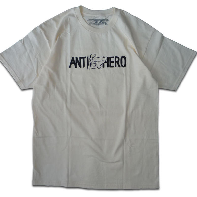 ANTI HERO FACE PUNCH TEE