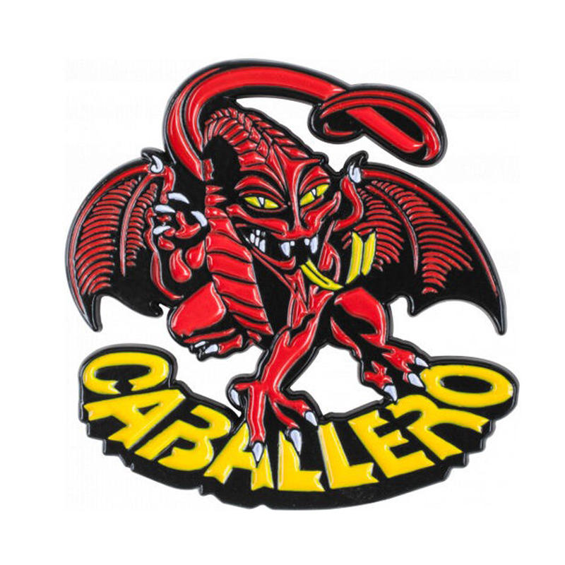 POWELL PERALTA CAB DRAGON LAPEL PINS