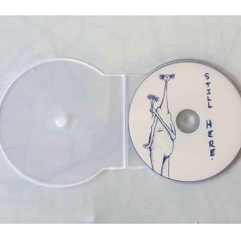 """DEEP FRIED """"STILL HERE"""" DVD"""