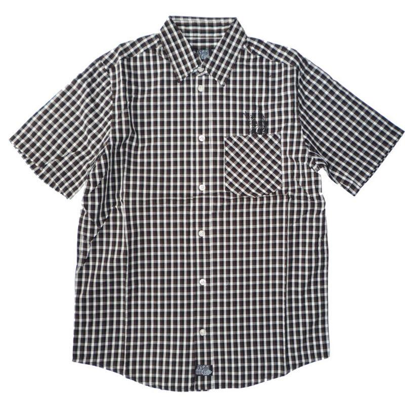 ANTI HERO x DICKIES DRESS S/S WOVEN SHIRTS