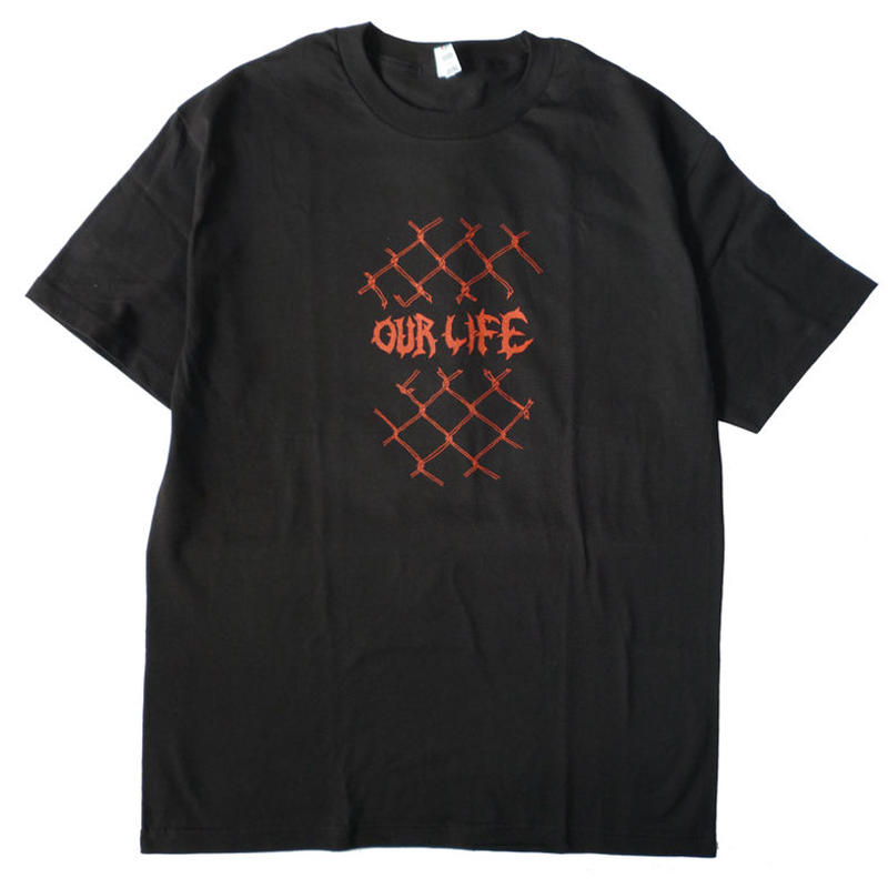 OURLIFE FENCED IN TEE