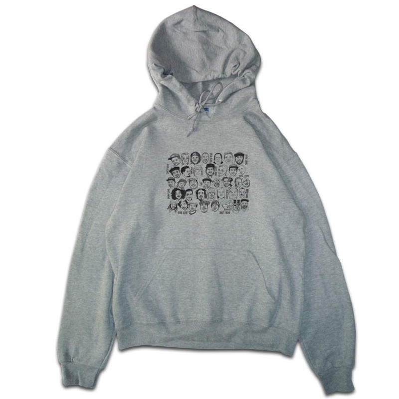 OUR LIFE FACE LIFE HOODIE