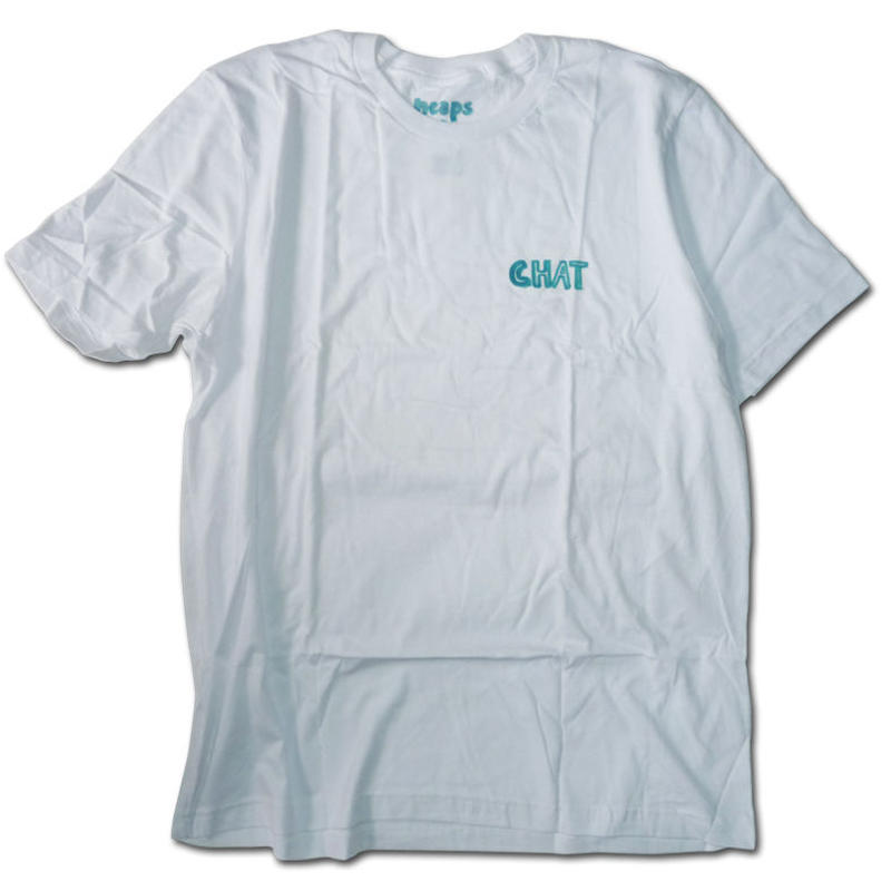 HEAPS CHAT CHAT TEE