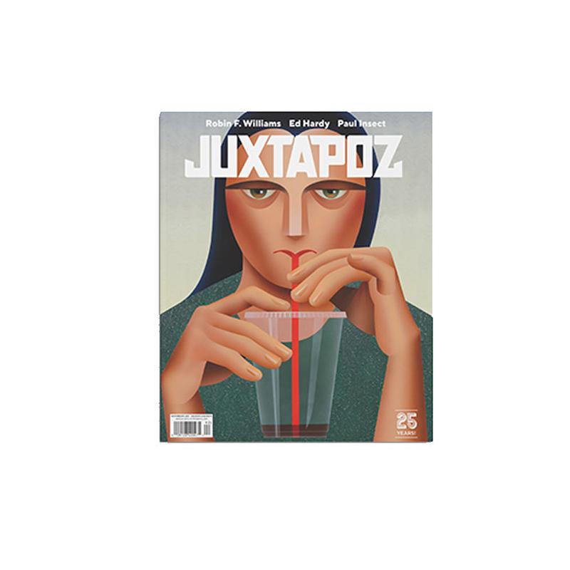 JUXTAPOZ MAGAZINE ISSUE #210 2019 SUMMER