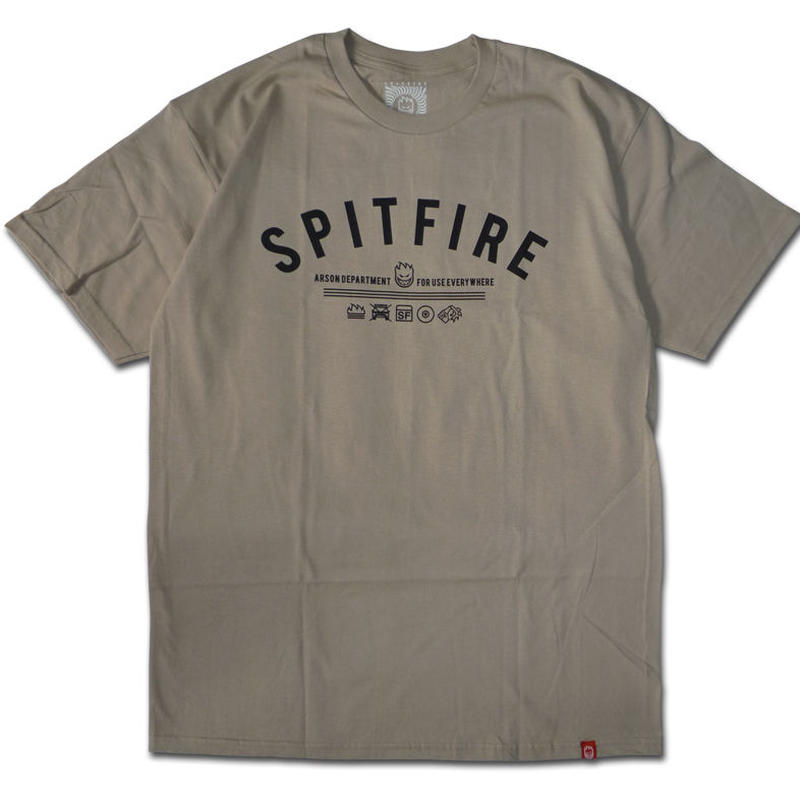 SPITFIRE BURN DIVISION TEE