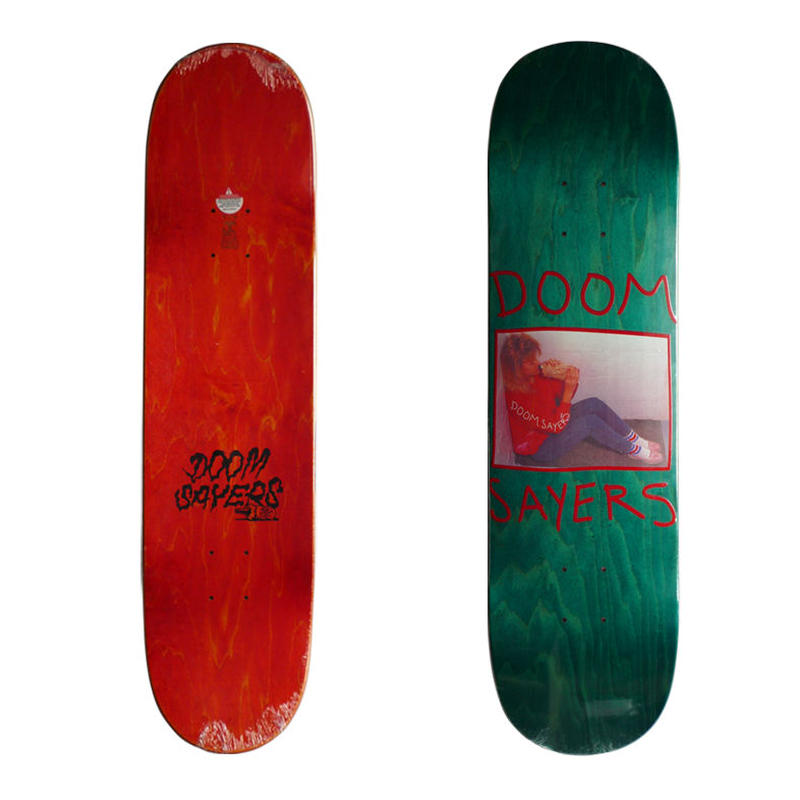 DOOMSAYERS BECKEY DECK  (8.08 x 31.7inch)