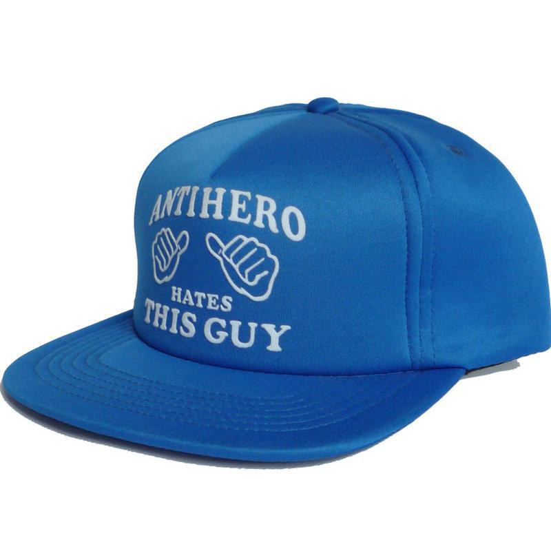 ANTI HERO THIS GUY SNAPBACK CAP