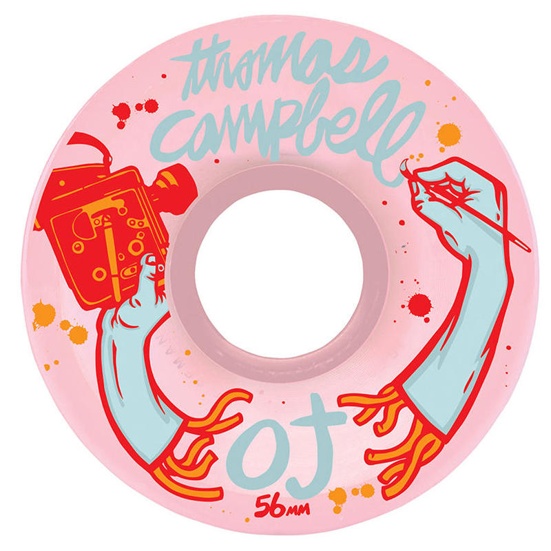 OJ WHEELS THOMAS CAMPBELL KEYFRAME 87A 56mm