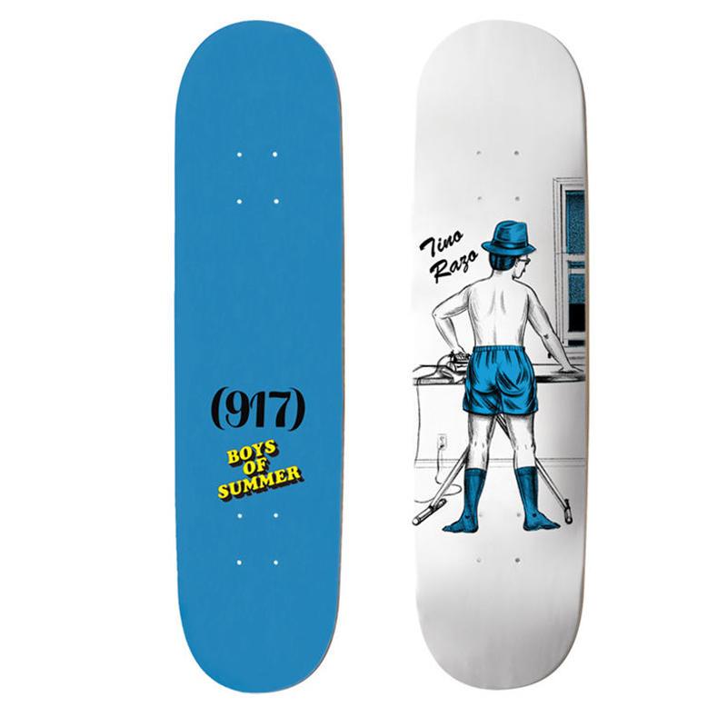 CALL ME 917 TINO RAZO BOYS OF SUMMER DECK  (8.5 x 32.1inch)