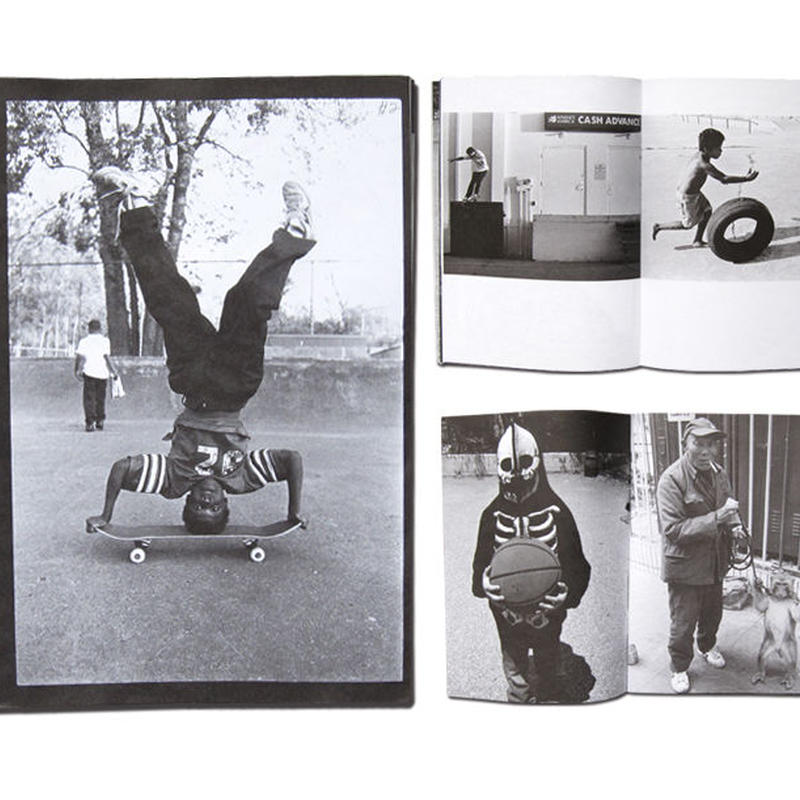 JOE BROOK  ES ZINE