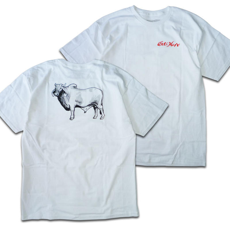 ANTI HERO COW BACKSIDE TEE