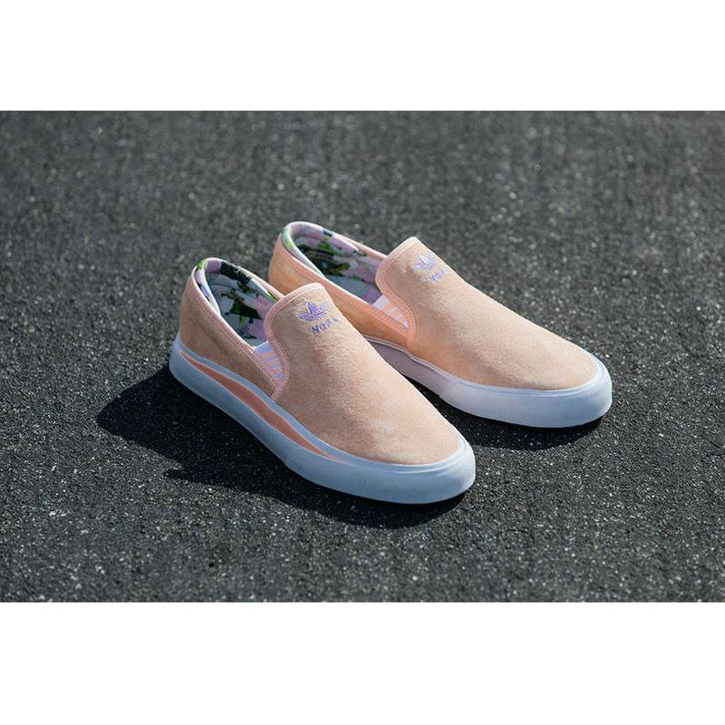 ADIDAS SKATEBOARDING SABALO NORA VASCONCELLOS SLIP ON SHOES