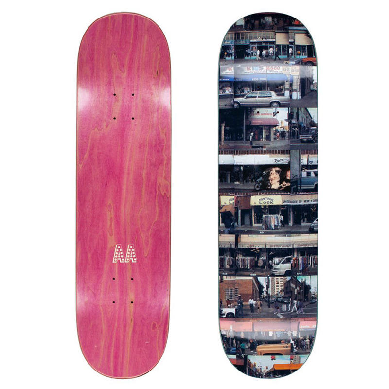 HOCKEY ANDREW ALLEN DIRTY BOULEVARD DECK   (8.38 x 31.8inch)