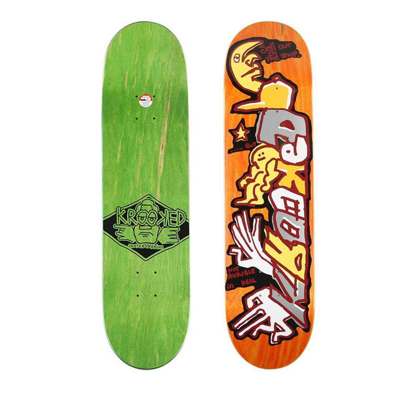 KROOKED SELL OUT DECK (8.18 x 31.85inch)