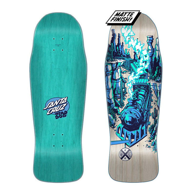 SANTA CRUZ ERICK WINKOWSKI TRAIN PRE ISSUE DECK (10.34 x 30.54inch)