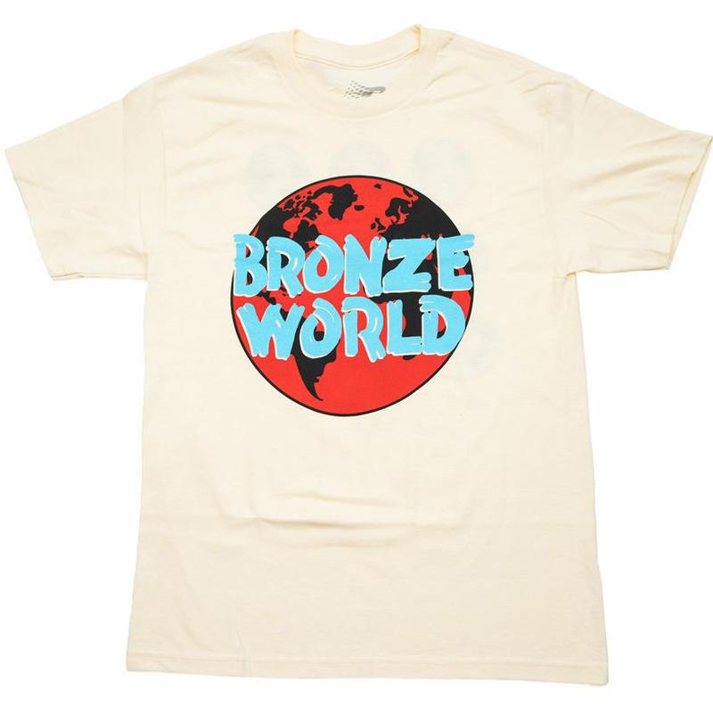 BRONZE 56K BRONZE WORLD TEE