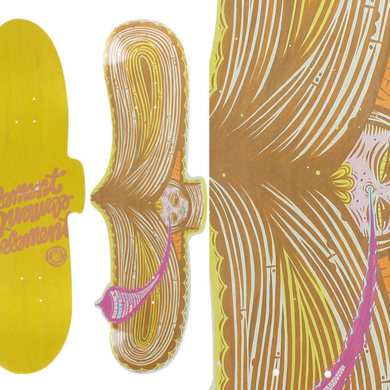 SALE! セール! ELEMENT x THOMAS CAMPBELL WOMPUS F YA DECK (8.25 x 32inch)