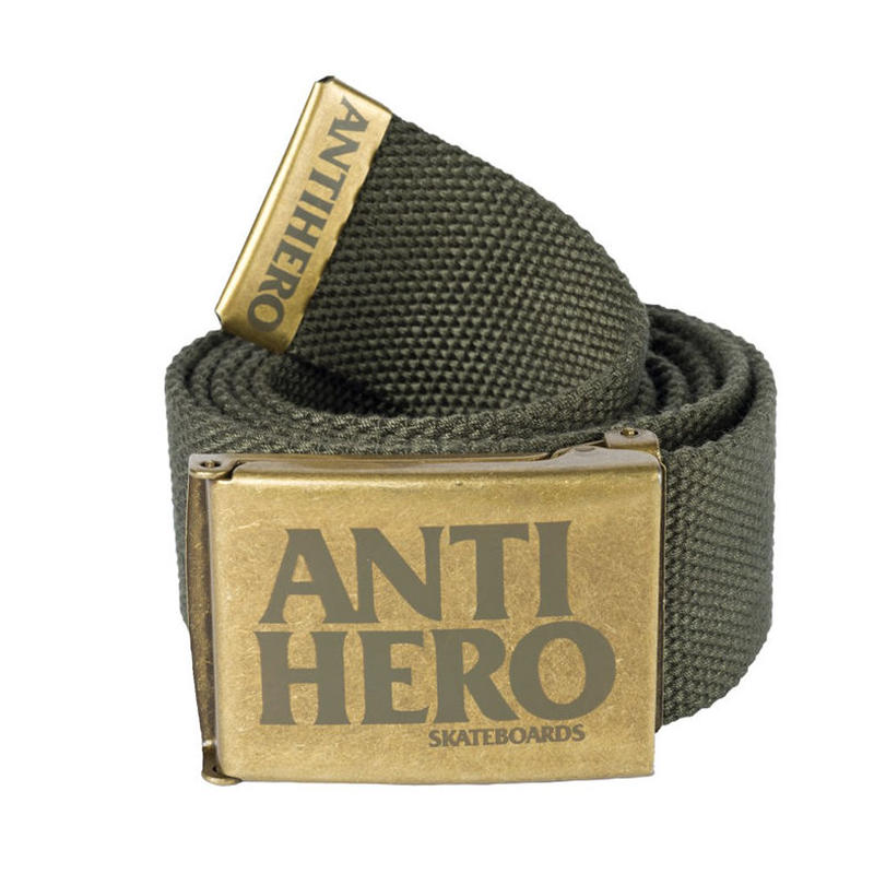 ANTI HERO BLACK HERO WEB BELT