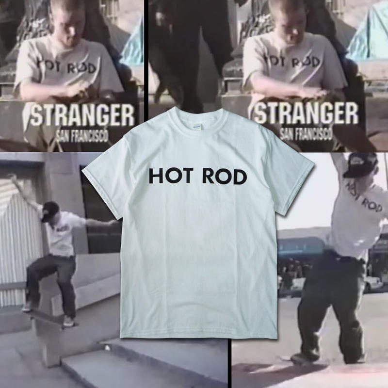 DEAR, FOUNDATION HOT ROD TEE
