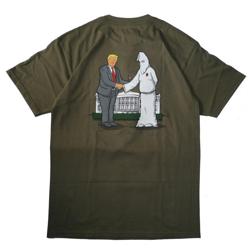 REAL JIM THIEBAUD WRENCH JUSTICE TEE