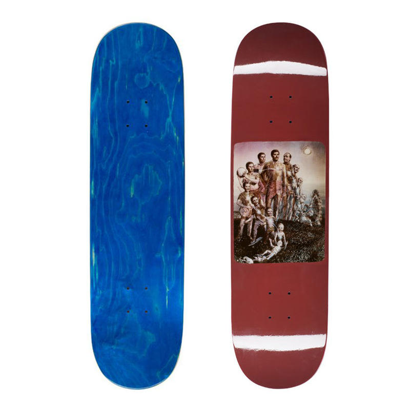 FUCKING AWESOME JOURNEY OF MAN DECK  (8.5 x 33inch)