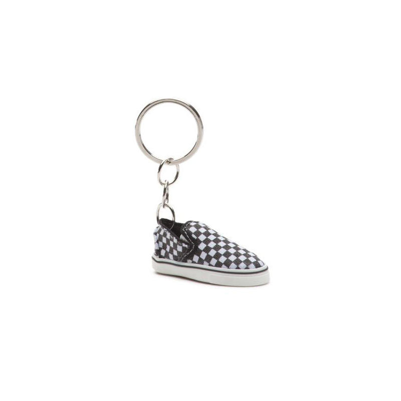 VANS SLIP ON KEY CHAIN