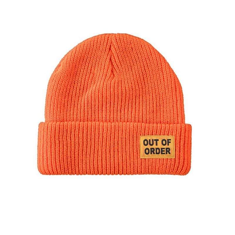 ANTI HERO OUT OF ORDER CUFF BEANIE