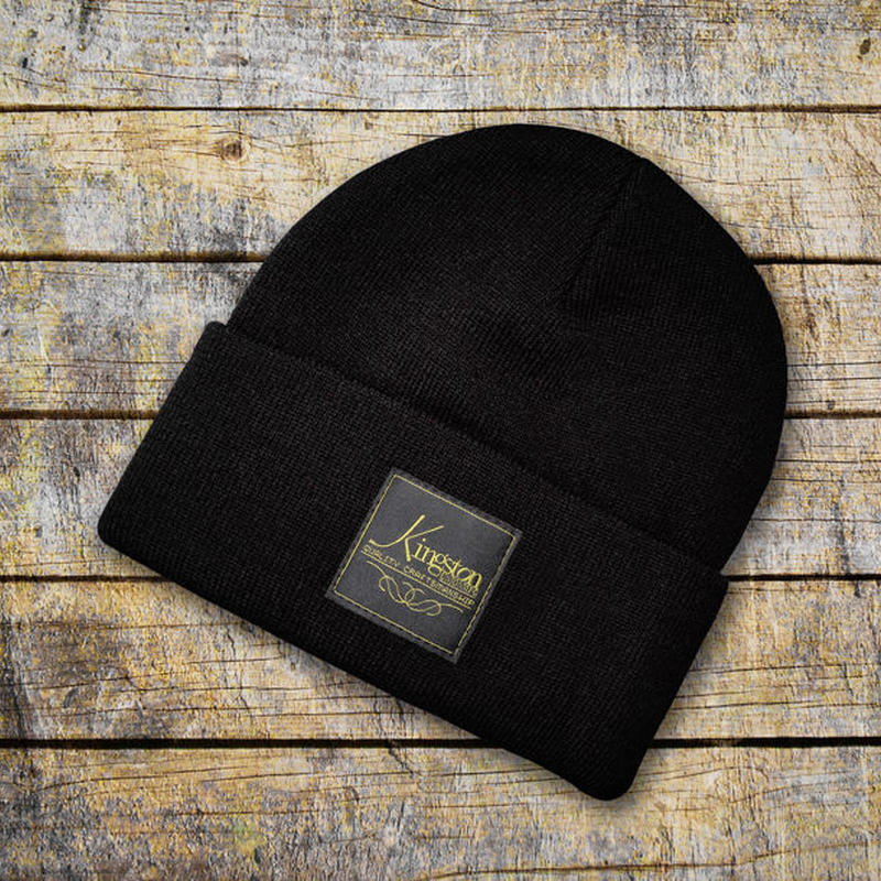 KINGSTON UNION STRAT BEANIE