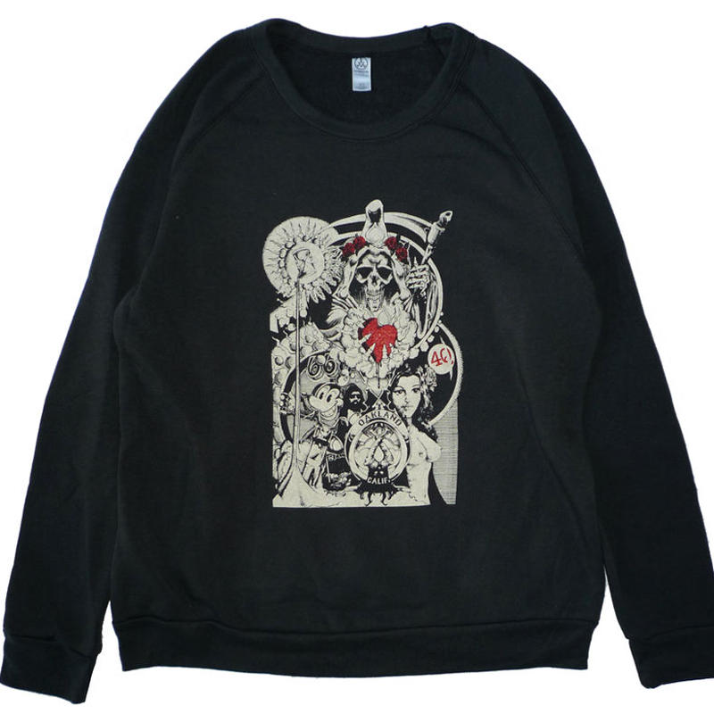 4Q CONDITIONING TRIPPER CREWNECK SWEATSHIRTS