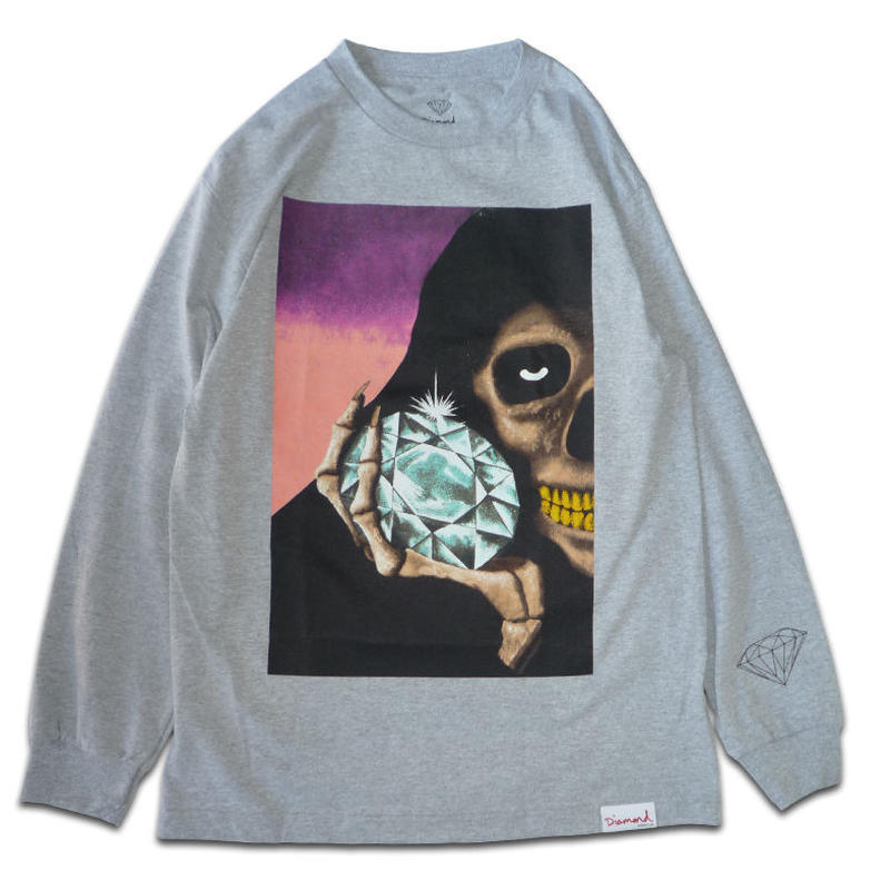 DIAMOND SUPPLY CO. REAPER L/S TEE