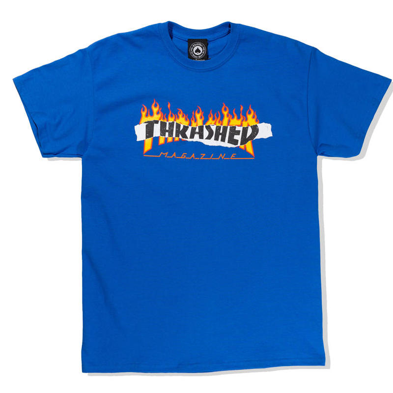THRASHER RIPPED TEE